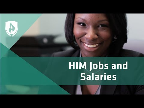 HIM Salaries & Job Opportunities [Career Overview]