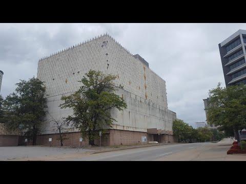 Abandoned: Abundant Life Building