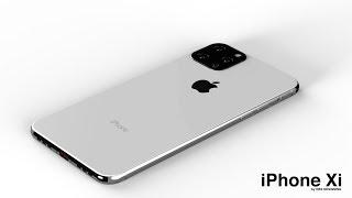 Apple iPhone 11 Concept