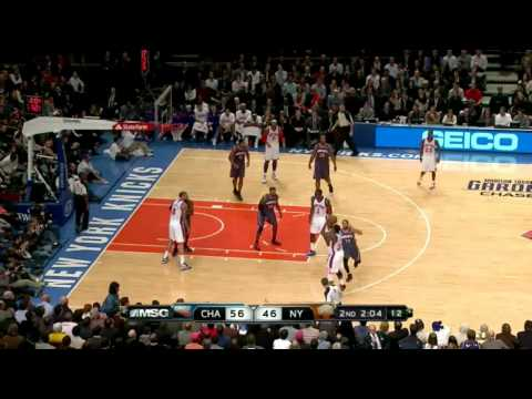 Iman Shumpert highlights vs Bobcats - WE WANT SHUMPERT