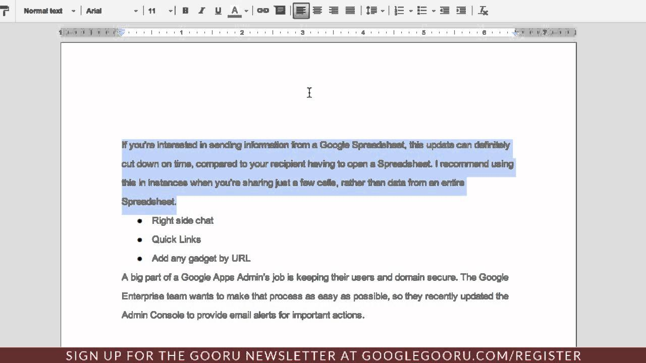 Custom Spacing for Google Docs and Presentations   YouTube