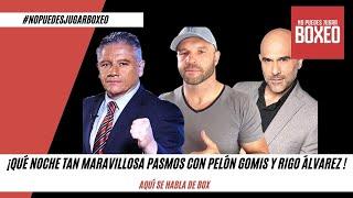 """¡Hoy con nosotros Rigo """"El Español"""" Álvarez hermano de Canelo nos habla de sus planes como promotor!"""