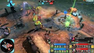 Dawn of War 2: Retribution - 2v2   Faction Battle -  Tyranids vs Space Marines