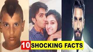10 Facts You Didn't Know About Ranveer Singh | FWF