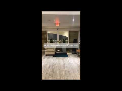 Hurricane Maria Trashes San Juan Hotel Room