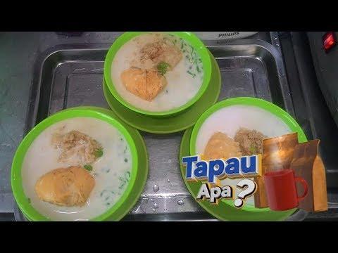 Cendol Mak Siti Tangkak #134 (Tapau Apa? - 23 Feb 2018) from YouTube · Duration:  4 minutes 20 seconds