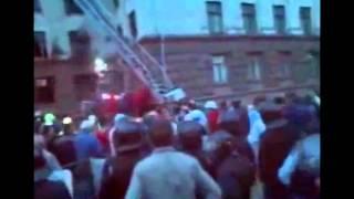 Как убивали работницу дома профсоюзов(А потом в открытое окно показали флаг Украины. Украина едина., 2014-05-04T14:02:15.000Z)