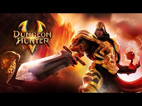 Dungeon Hunter 5 - Official Launch Trailer