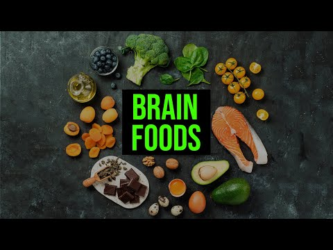 Foods to Boost Your Brainpower