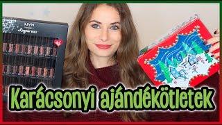 Karácsonyi ajándékötletek Lányoknak + JÁTÉK | Viszkok Fruzsi