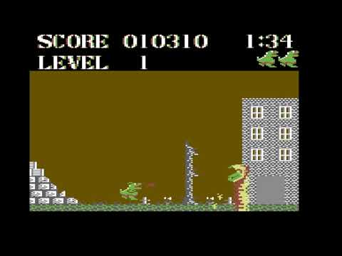 C64 Game: Peppi's Quest