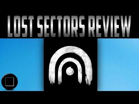 Destiny 2 - Lost Sectors Review
