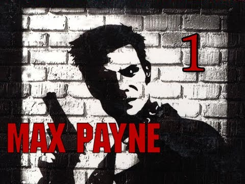Max Payne Walkthrough - Part 1 The American Dream Let's Play (Gameplay / Commentary)