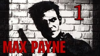 Max Payne Walkthrough - Part 1 The American Dream Let