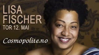 Lisa Fischer coming to Cosmopolite Oslo