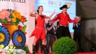 MICHELA E FLAVIO URBAN COUNTRY  ESIBIZIONI DA MEGA STAR!!!!