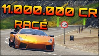 50 Laps of Goliath in Forza Horizon 4 | +11.000.000 CR | Fastest way to level up