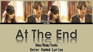 Chung Ha  - At The End (OST. Hotel Del Luna Part 6) Lyrics Sub Indo
