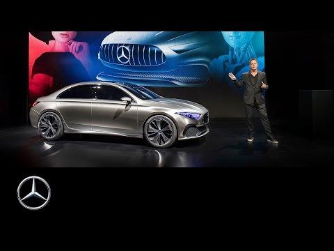Design erklärt: Gorden Wagener und der Concept A Sedan.