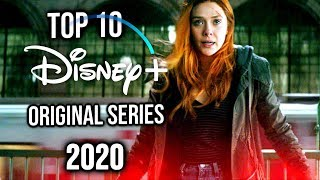 Top 10 Upcoming Disney+ TV Shows! 2019