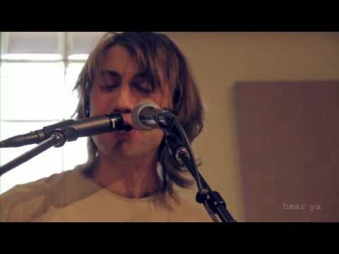 The Low Anthem - Boeing 737 - HearYa Live Session 3/1/11