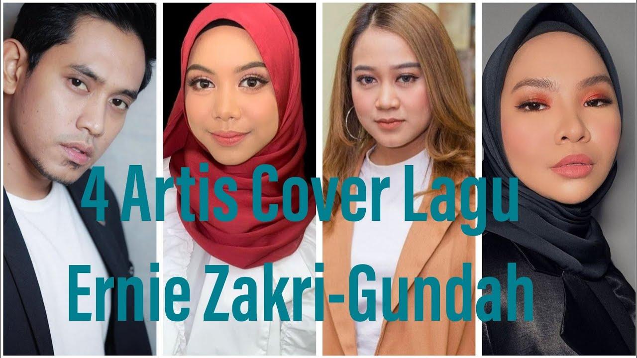 Download 4 Artis Cover Lagu Ernie Zakri-Gundah
