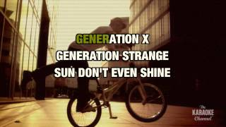 My Generation Clean Version in the Style of Limp Bizkit with lyrics no lead vocal
