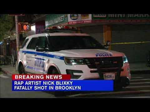 Rapper Nick Blixky killed in Brooklyn