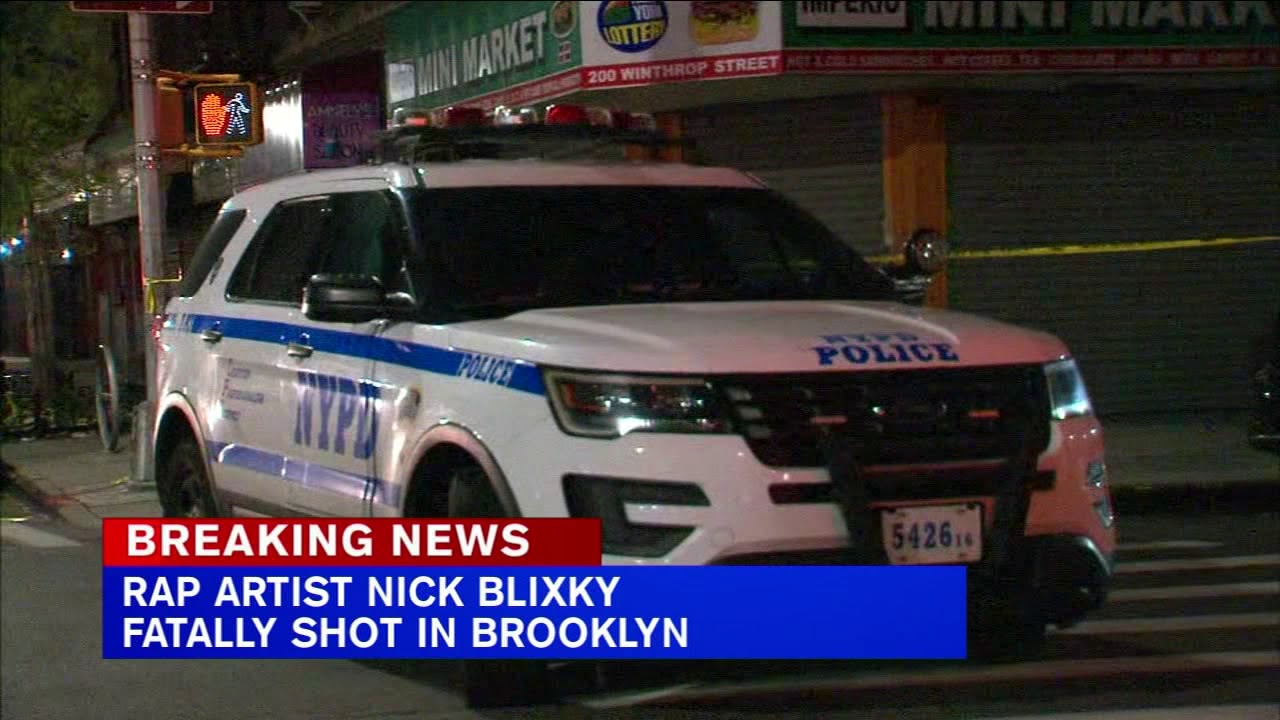 Rapper Nick Blixky fatally shot in Prospect Lefferts Gardens