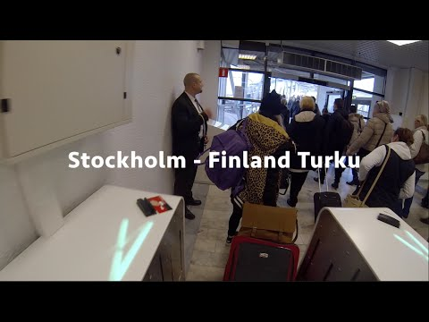 Playing Live In Finland Turku | VLOG
