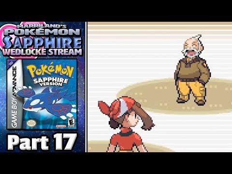 Pokémon Sapphire Wedlocke, Part 17: Elementary, My Dear Wattson!