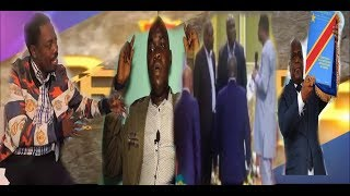 PAPA CHARLE TRÈS FÂCHÉ CONTRE PROPH EZECHIEL NA PROPH YA PDT FÉLIX ALOBI AYA KOPASOLA BIBLE