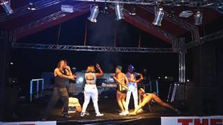 Repeat youtube video 2016 Footwash Festival - Crime Mob