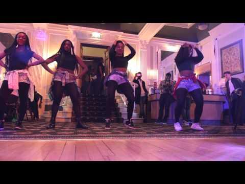 Newcastle Uni. ACS Presents: AfroSpectacular Show- Northumbria ACS dancers performance