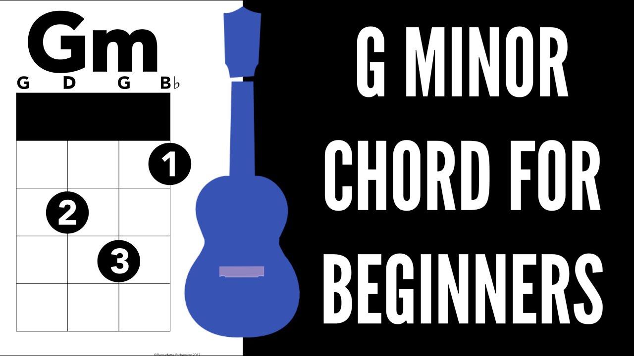 Gm Chord Tutorial Ukulele School Youtube