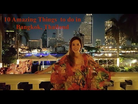 10 Amazing Things to do in Bangkok, Thailand - Vacation Trav