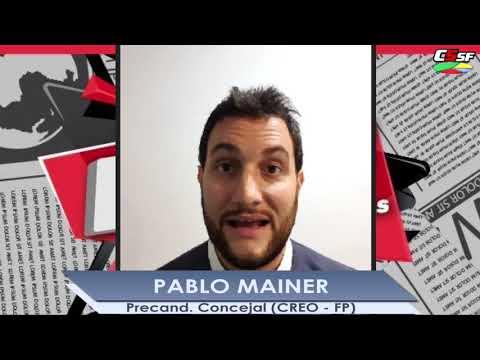 Pablo Mainer: Nuestro trabajo tiene que ver con la escucha