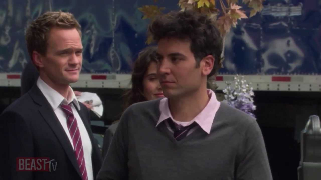 Is How I Met Your Mother S Ted Mosby A Slut