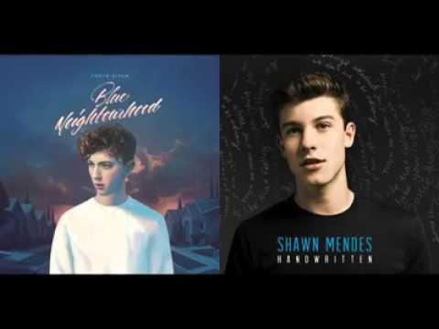 "Shawn Mendes & Troye Sivan ""Mashup"" Youth-In Love"