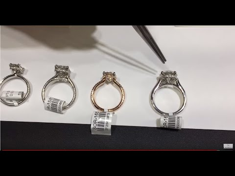 Engagement Ring Top Tutorial: Live Show #11