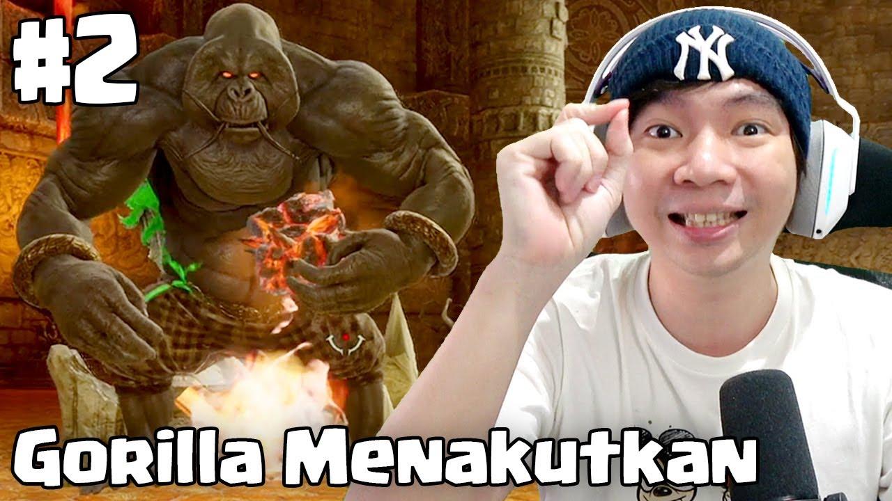 Melawan Gorila Raksasa - Escape From Naraka - Part 2