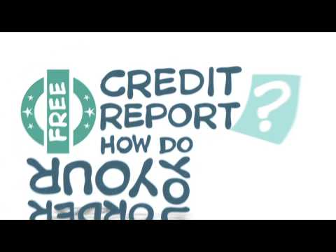 Your Source For A Truly Free Credit Report