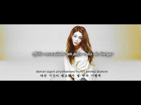 Ailee - If You [Sub Español + Hangul + Rom]