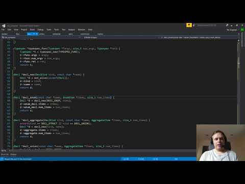 Bitwise Day 5: Ion Parser/AST Code Review