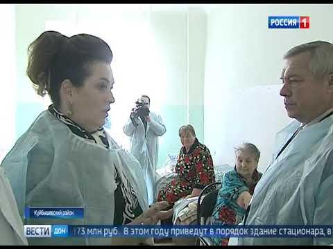 Капремонт центральной больницы Куйбышевского района завершат в следующем году
