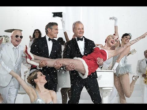 Miley Cyrus & Bill Murray - Let It Snow (A Very Murray Christmas)