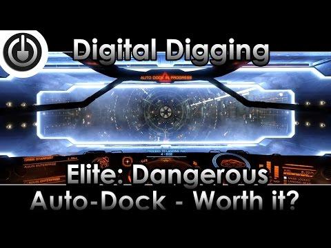 Elite Dangerous Auto-Dock - Is It Worth It?