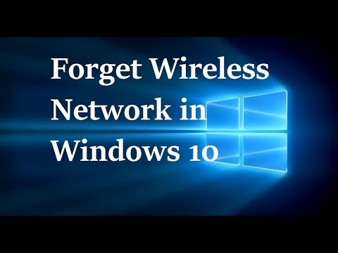 how to change wifi password in win 10
