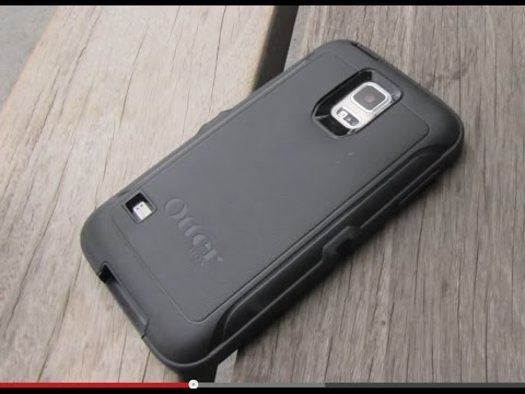 new york 5da1a 235ca OTTERBOX DEFENDER Samsung Galaxy S5 Drop Test