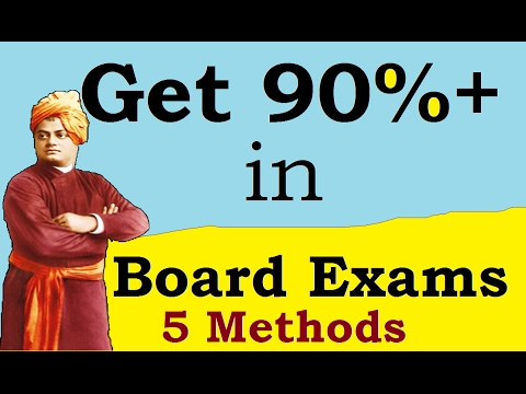 how to get nice marks in exam